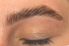 Brow Lamination by Trudy