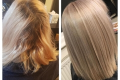 Before & after by Jenny