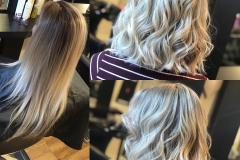 Colour and cut makeover - Ice Queen by  Master Stylist Imogen Barnes