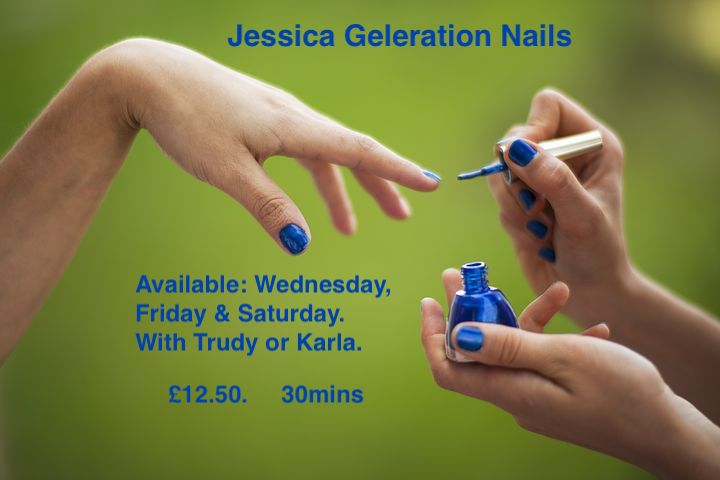 nails advert